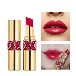YSL Rouge Volupte Shine #84 Red Cassandre (產品編號:: S000544)