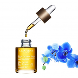 Clarins Blue Orchid Face Treatment Oil 30ml  (產品編號: S000145)