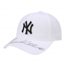 MLB Cpik Curve Adjustable Cap New York Yankees Steel  #32CPIK861-50X-FREE (產品編號: S000358)