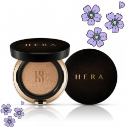 Hera Black Cushion SPF34 PA++ #21 Neutral Vanilla + Refill (產品編號: S000973)