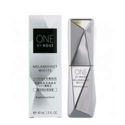One by Kose Melanoshot White Brightening Serum 40ml (產品編號: S000605)