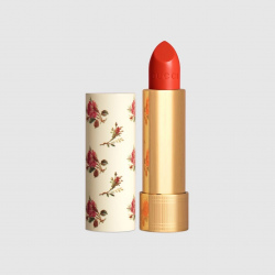 Gucci Rouge A Levres Voile Lip Color 3.5g #302 Agatha Orange