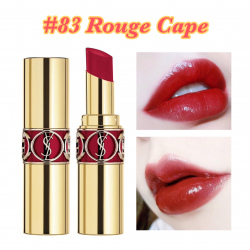 YSL Rouge Volupte Shine #83 Rouge Cape (產品編號: S000735)