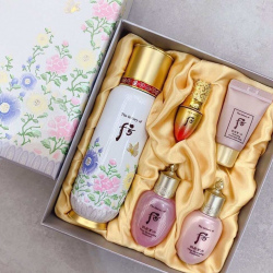 The History of Whoo First Care Moisture Anti-Aging Essence Set (June 2019 Limited Edition) (產品編號: S000240)