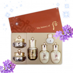 The History of Whoo Radiant Special Gift Set (產品編號: S000870)